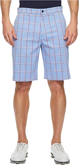 Callaway - Herringbone Plaid Shorts