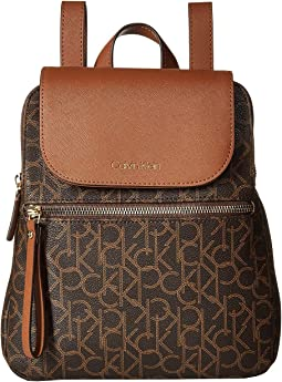 Elaine Monogram Backpack