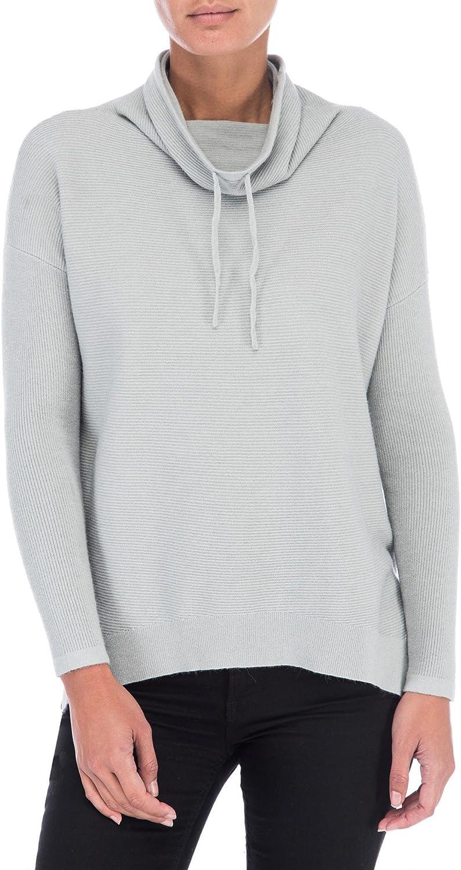 Bobeau Fitzgerald Funnel Neck Sweater