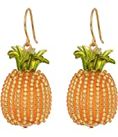 Kate Spade New York - By The Pool Pineapple Drop Earrings
