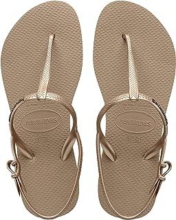 Havaianas Women's Freedom SL Flip Flop Sandals, Around Ankle Straps, Roman Sandal