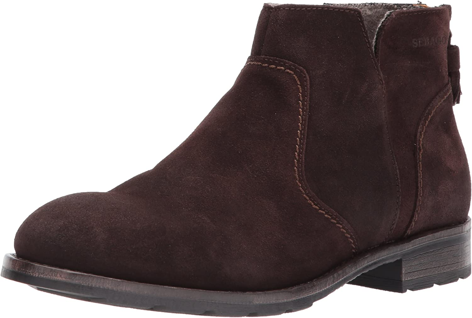 Sebago Womens Laney Ankle Boot Ankle Bootie
