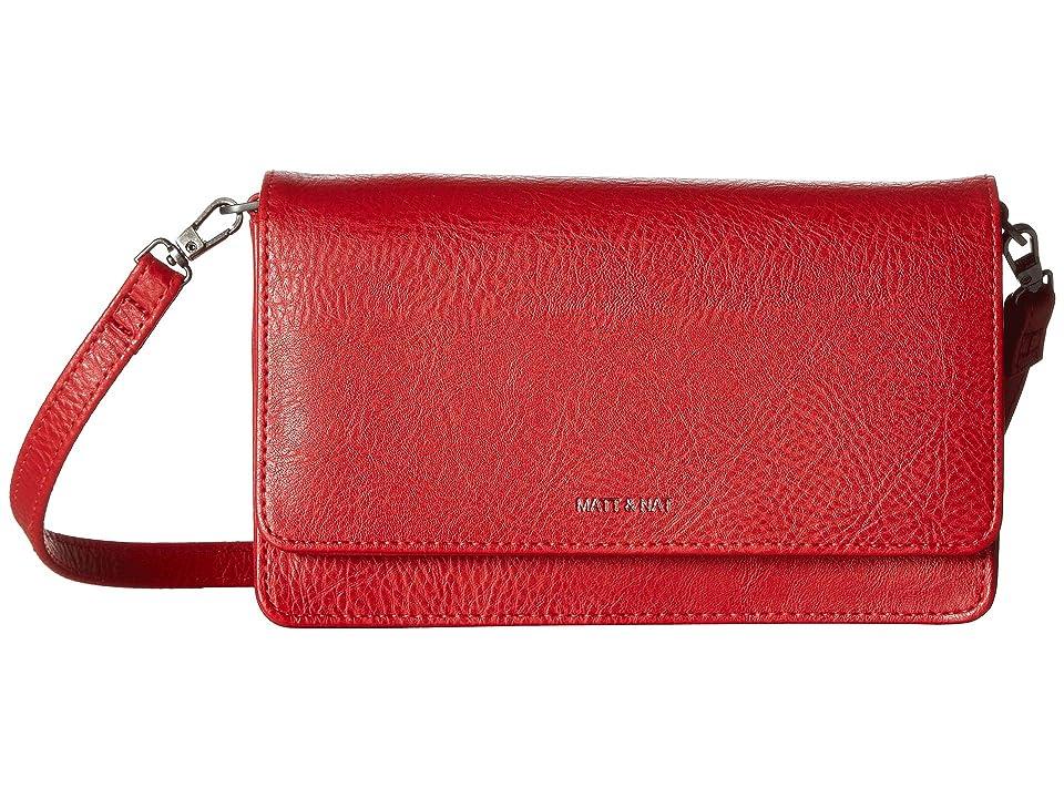 Matt & Nat Bee (Red) Bags