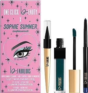 Sponsored Ad - One Click Beauty b.FABULOUS 3-Piece Eye Kit, Longwear Makeup, Enhance Your Sparkle