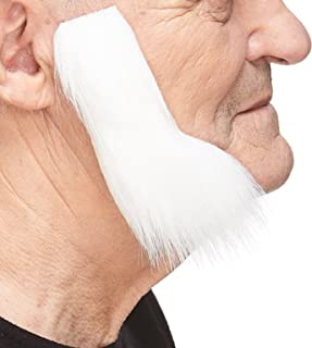 Self Adhesive, Novelty, Fake Mutton Chops Sideburns, False Facial Hair, Costume Accessory for Adults