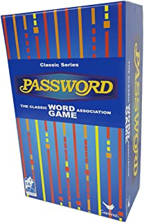 Cardinal Industries Classic Series Password The Word Association Family Party Game