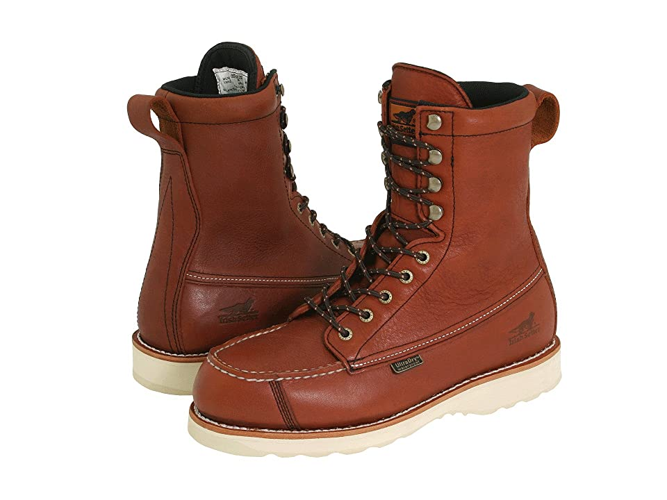 Irish Setter Wingshooter 9 (Amber Leather) Men