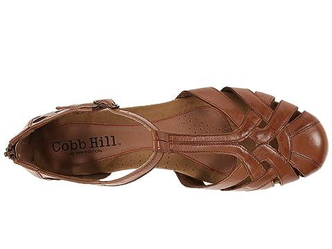 Colección Colina Rockport Cobb Irlanda Blackkhakipewtertan qRnpAwx44