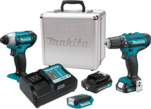 wholesale Makita popular CT321RX 12V Max CXT Lithium-Ion Cordless 3-Pc. outlet online sale Combo Kit (2.0Ah) sale