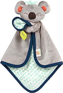 B. toys - Koala Security Blanket - Plush Koala Blanket for Newborns, Babies - Stuffed Animal Blankie - Cuddle & Sleep - B....