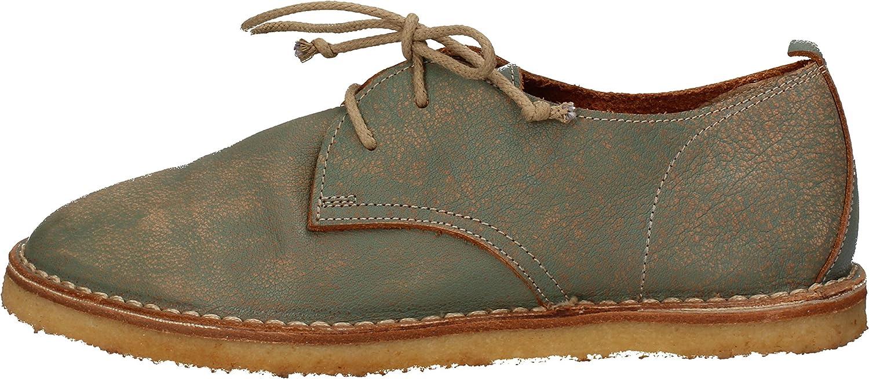 MOMA Oxfordskor kvinnor läder grön grön grön  upp till 42% rabatt