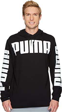 PUMA - Rebel French Terry Hoodie