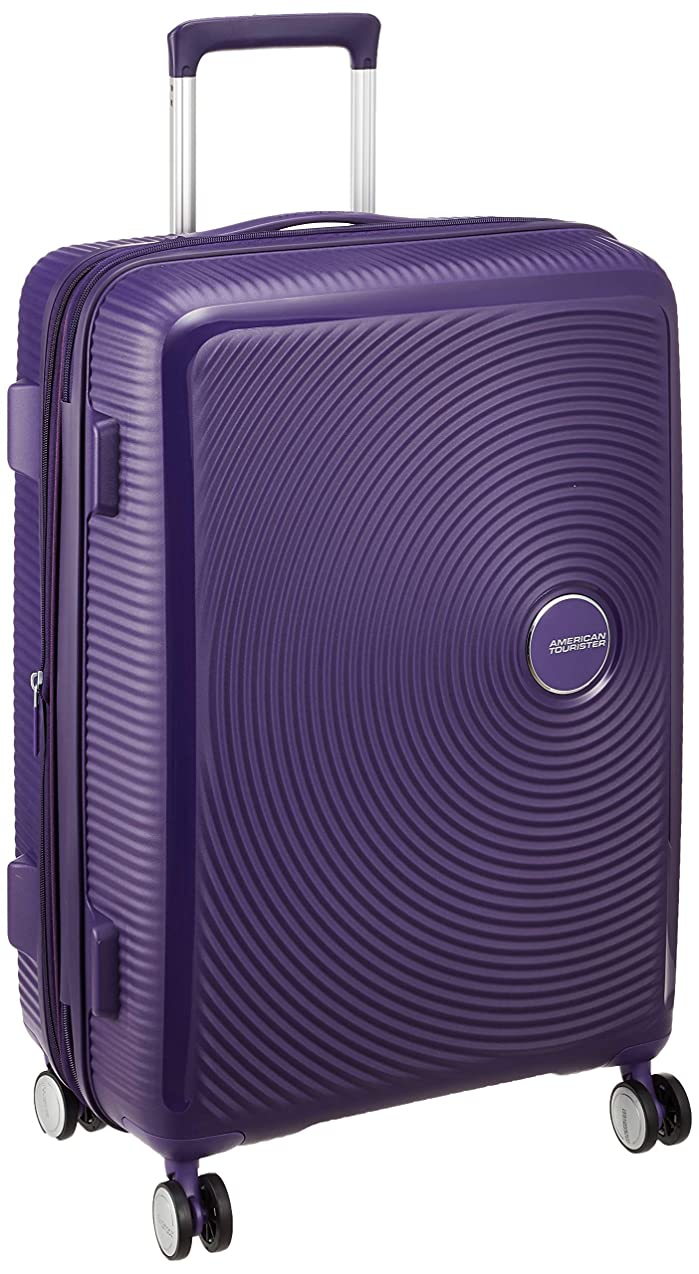 エンティティデジタル技術者[アメリカンツーリスター] スーツケース サウンドボックス スピナー67 71L 67 cm 3.7 kg 88473 国内正規品 メーカー保証付き