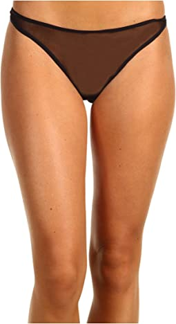 f5dc5a3bedf3 Betsey johnson sheer flirt dottie mesh thong, Women | Shipped Free ...