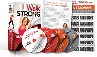 walk strong 6 week total transformation system calendar