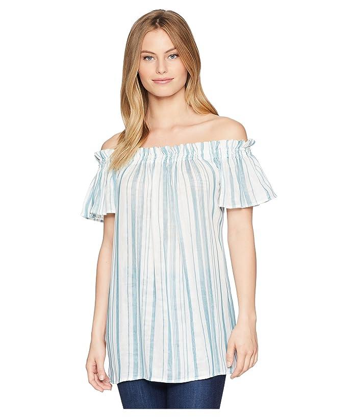 Show Me Your Mumu Woodstock Tunic (Point Dume Stripe) Women's Dress