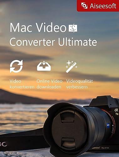 Aiseesoft Video Converter Ultimate für MAC - 2018 [Download]