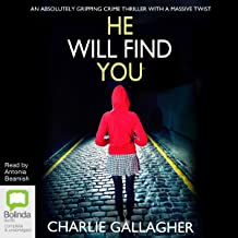 He Will Find You: Detective Maddie Ives, Book 3