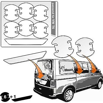 A4 Avant B8 8K I 2008-2015 Transparent gl/änzend Lackschutzfolie Luxshield Auto T/ürgriff Schutzfolie Griffmulde f/ür Kratzschutz
