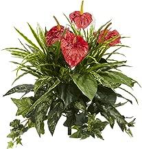 Best artificial anthurium flowers for sale Reviews