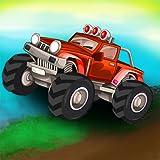 monster truck mania: suciedad carreras de velocidad - edición gratuita