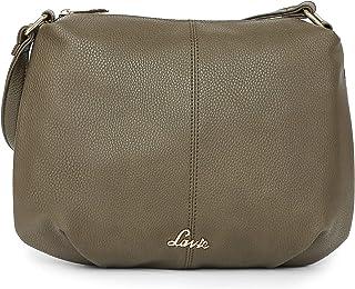 Lavie Eos Small Hobo Women's Handbag (Olive)