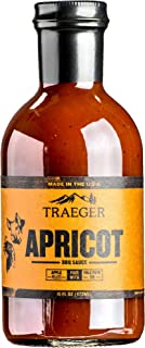 Traeger Grills SAU028 Sweet & Tangy Apricot BBQ Sauce