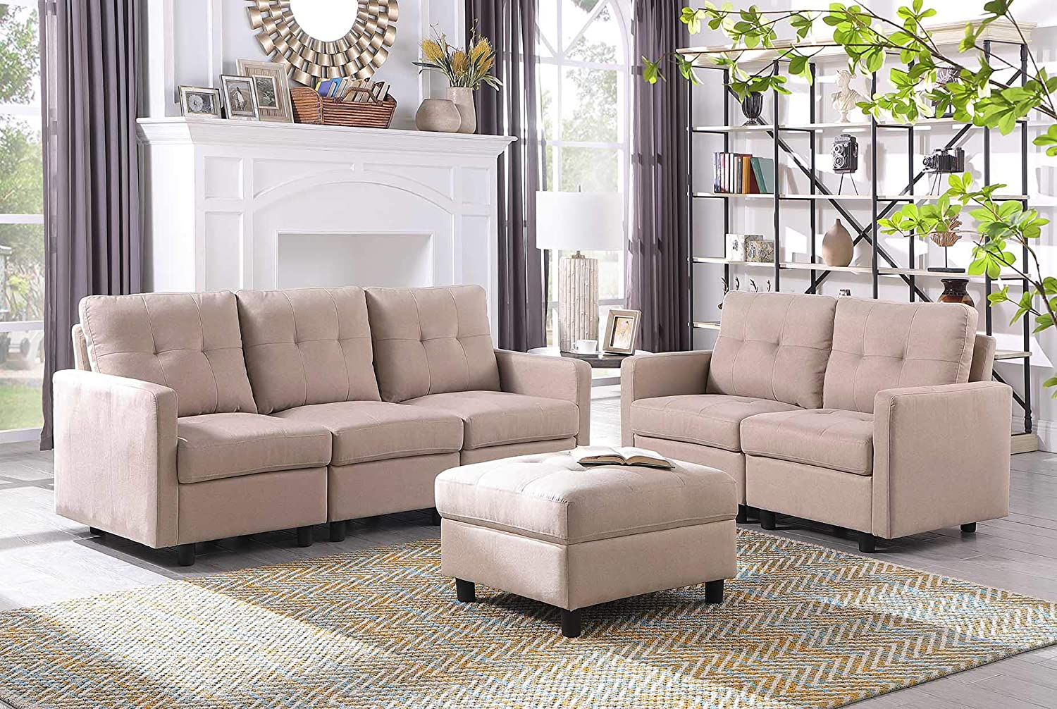 Modular Sectional Sofas Ranking TOP19 for Sofa+Ot Room Animer and price revision Loveseat+3Seats Living