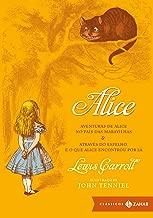 Alice: edição bolso de luxo (Clássicos Zahar): Aventuras