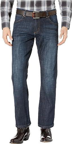 Retro Slim Bootcut Jeans