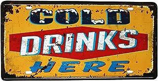 Best vintage drink signs Reviews
