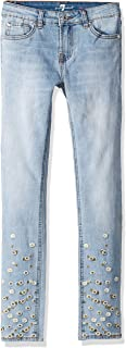 7 For All Mankind Girls' The Skinny Denim Jean