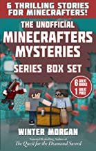 The Unofficial Minecrafters Mysteries Series Box Set: 6 Thrilling Stories for Minecrafters!