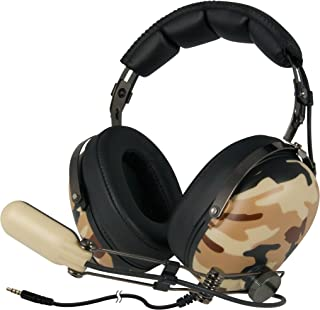 ARCTIC P533 - Stereo Gaming Headset with High Fidelity Sound and Boom Microphone, compatible with PC, Laptop, Smartphones,...