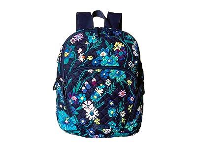 Vera Bradley Hadley Backpack (Moonlight Garden) Backpack Bags