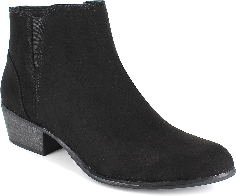 UNIONBAY Women's Tavia Ankle Boot