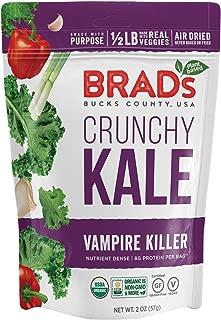 Brad's Plant Based Organic Crunchy Kale, Vampire Killer, 3 Count