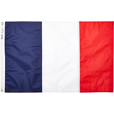 Amazon Com New 2x3 National Flag Of France French Country Flags Banner 2x3 Feet Outdoor Country Flags Garden Outdoor