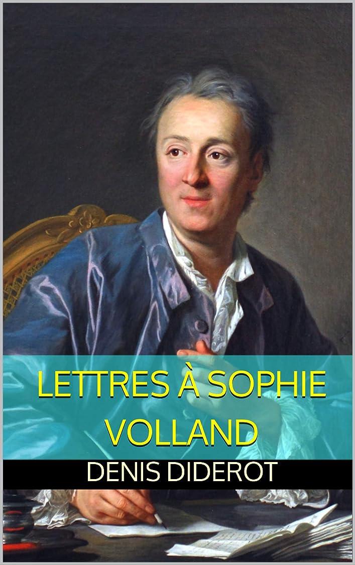 粘性の入り口印刷するLettres à Sophie Volland (French Edition)