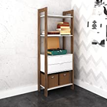 Tecnomobili Office Cabinet, AZ1010, MDP, Multi Color
