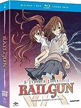 A Certain Scientific Railgun: Complete Season 1