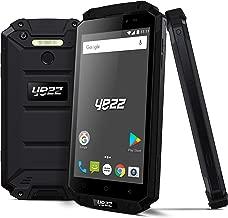 YEZZ Epic T New – Rugged Unlocked Smartphone – 9000 MAH Battery – IP68 Waterproof, Fingerprint & Military Standard – 4G LTE – 32GB + 3GB RAM