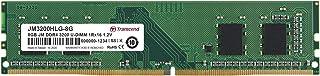 8GB Transcend DDR4 3200Mhz PC4-25600 CL22 1.2V Memory Module