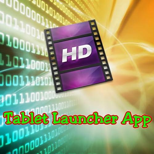 Tablet Launcher App