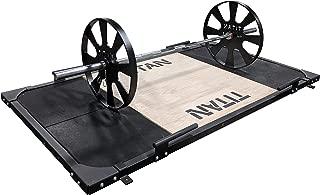 Best titan fitness wagon wheel Reviews