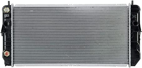 02 cadillac deville radiator