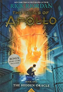 The Hidden Oracle (Trials of Apollo, Book One)