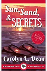SUN, SAND, and SECRETS: A Ravenwood Cove Cozy Mystery (book 6) (English Edition) eBook Kindle