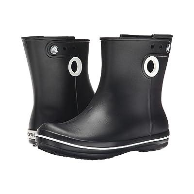 Crocs Jaunt Shorty Boot (Black) Women