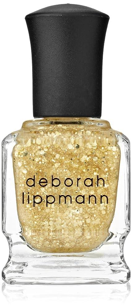 快いミント深遠[Deborah Lippmann] デボラリップマン ブンブンポウグラマラス ゴールド グレム/BOOM BOOM POW contains 24K Gold Dust【ゴールド】 15mL